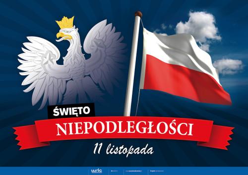11 listopada - Święto Niepodległości