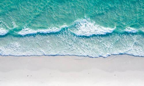 Gdybym mógł być morzem…