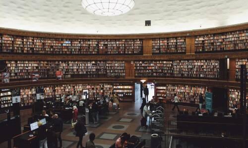 Wirtualny spacer – biblioteka na 360 stopni