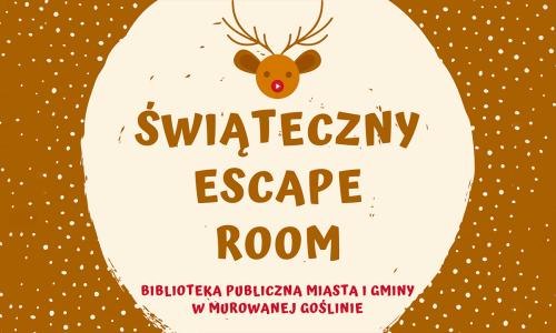 Świąteczny escape room