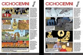 Komiks – Rok Cichociemnych