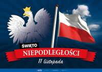 11 listopada – Święto Niepodległości