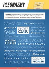 Błędy językowe - Pleonazmy