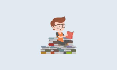 Książki najczęściej  wypożyczane w 2018 roku