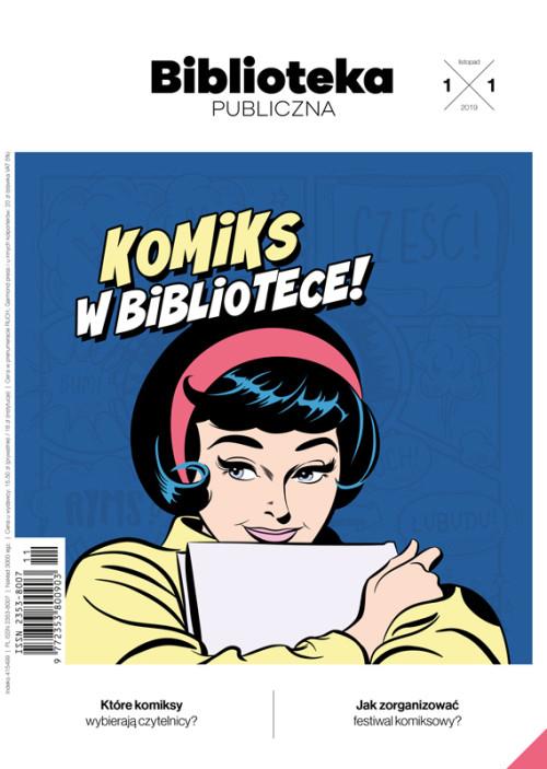 Biblioteka Publiczna – Komiks w bibliotece