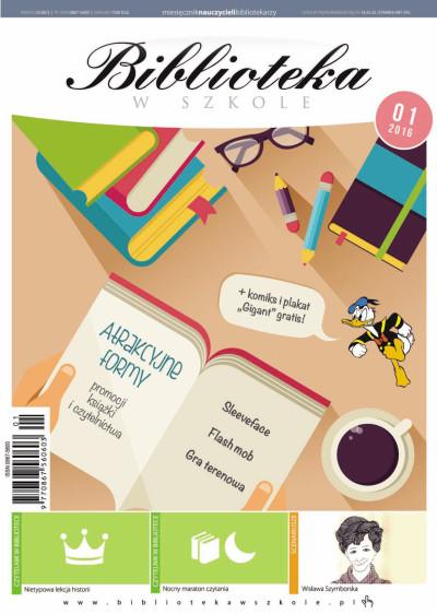 Biblioteka w Szkole – 01-2016
