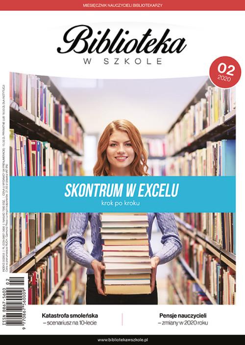 Biblioteka w Szkole – 02-2020