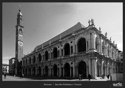 Bazylika Palladiana w Vicenzie