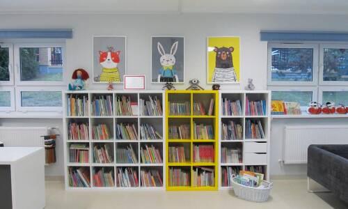 Jak Augustów remontował biblioteki szkolne?
