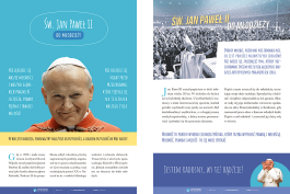 Św. Jan Paweł II do młodzieży