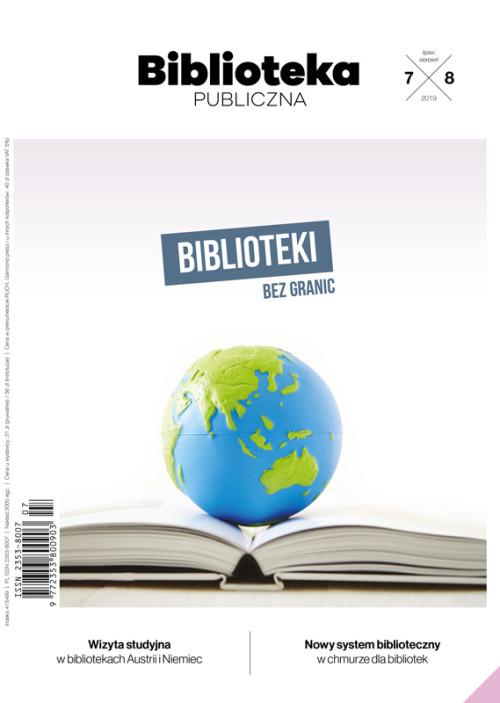 Biblioteka Publiczna nr 07-08/2019