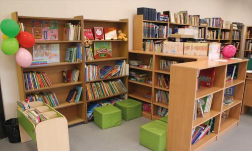 Nowa siedziba biblioteki
