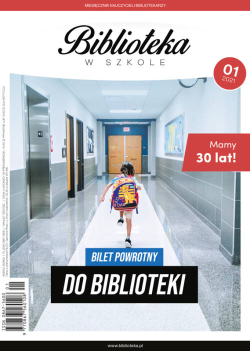 Biblioteka w Szkole nr 01/2021