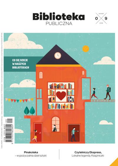 Biblioteka Publiczna – numer 09/2018 - Co się dzieje w naszych bibliotekach?