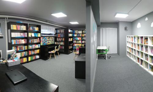 Nowa odsłona biblioteki szkolnej