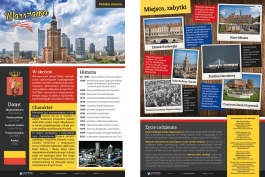 Warszawa - Polskie miasta