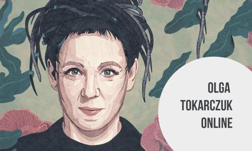 Spotkanie online z Olgą Tokarczuk