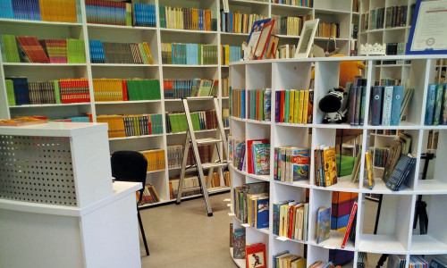 Biblioteka jak z obrazka
