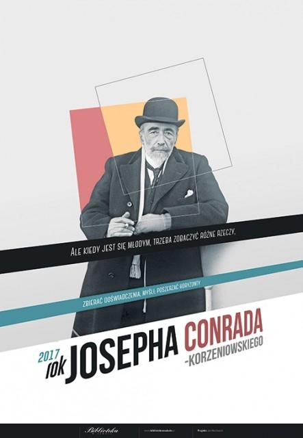 Plakat: 2017 – Rok Josepha Conrada
