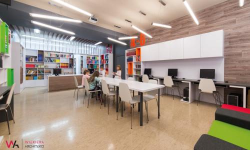 Wakacyjna modernizacja biblioteki