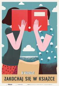 W wakacje zakochaj się w książce (mały)