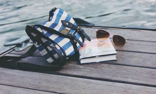 Książki do wakacyjnego plecaka.