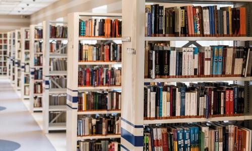 Biblioteka z każdej strony