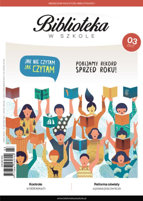 Biblioteka w Szkole – 03-2017