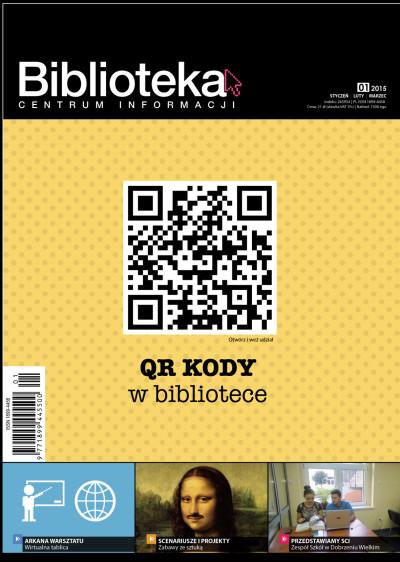 Biblioteka – Centrum Informacji – 01/2015