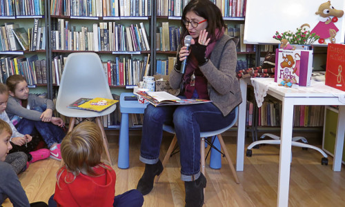 Jak zatrzymać czytelnika w bibliotece?