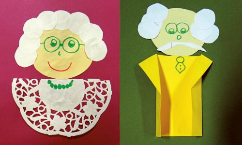 Robimy portrety babci i dziadka