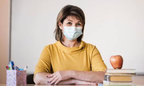 Rok w pandemii