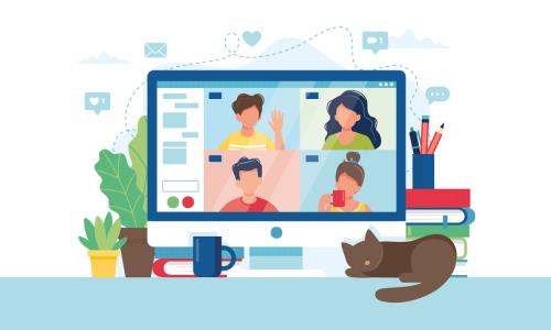 Jak zorganizować apel w sieci podczas nauki online?