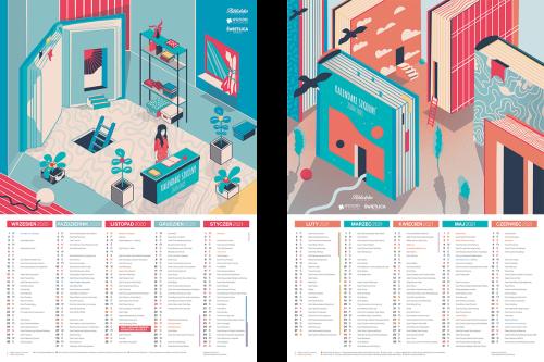 Kalendarz biblioteki na rok szkolny 2020/2021