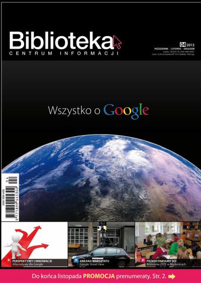 Biblioteka – Centrum Informacji – 04/2013