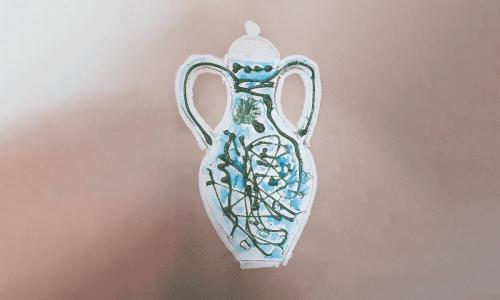 Niebiańska waza