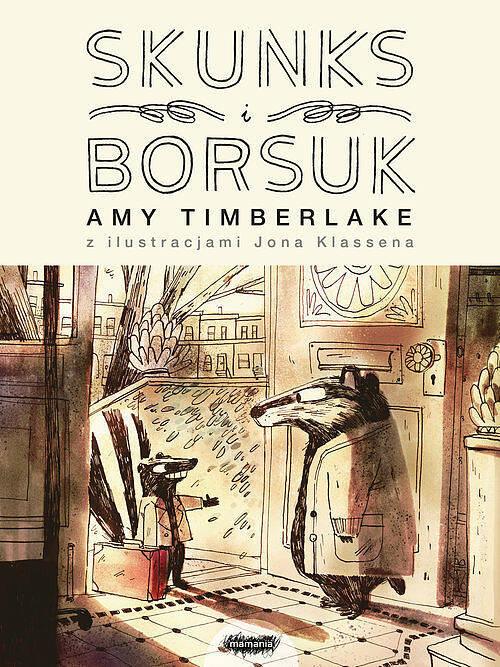 Skunks i Borsuk (#1). Skunks i Borsuk