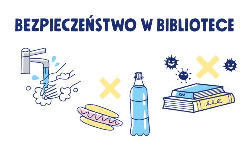 Wytyczne epidemiczne i aktualizacja regulaminu biblioteki