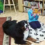 Mój przyjaciel pies, czyli kynoterapia w bibliotece