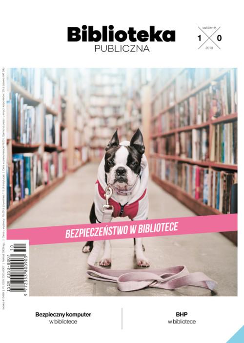Biblioteka Publiczna – Bezpieczeństwo w bibliotece