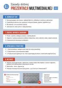 Zasady dobrej prezentacji multimedialnej - cz. 2