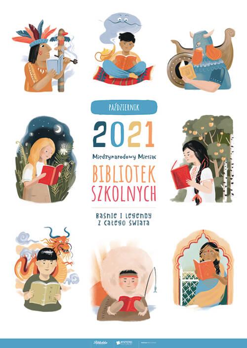 Międzynarodowy Miesiąc Bibliotek Szkolnych 2021