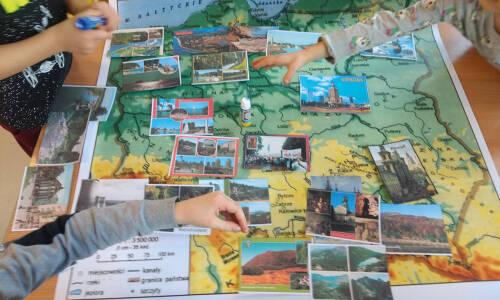 Pocztówkowa wycieczka po Polsce