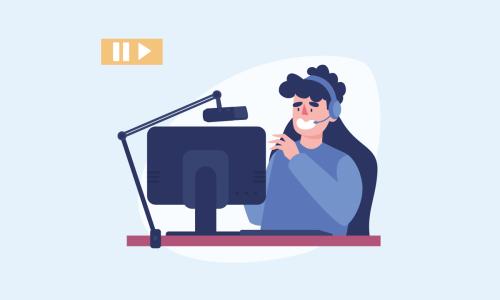 #niezostawiamczytelnika – o tym jak całkiem realnie pracować w wirtualnej przestrzeni