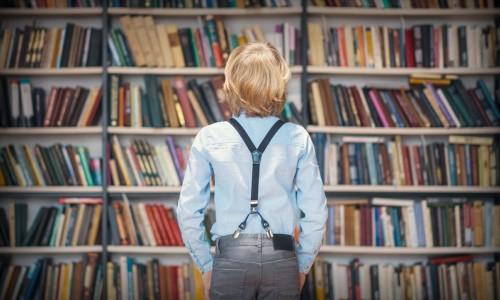 Przegląd książek