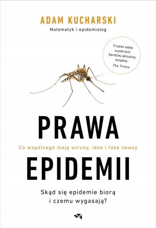 Prawa epidemii: skąd się epidemie biorą i czemu wygasają?