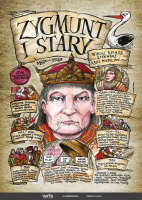 Zygmunt Stary – Poczet królów polskich