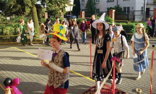 Gala Bohatera Literackiego. Szkolny projekt promujący czytelnictwo i wolontariat
