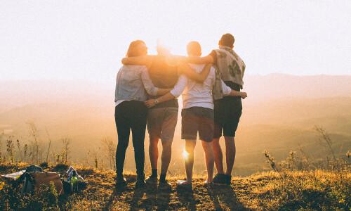Największy dar… przyjaźń.