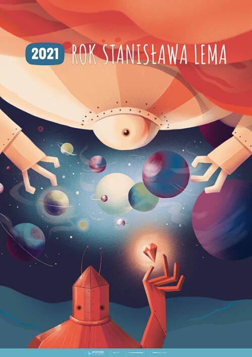 2021 – rok Stanisława Lema
